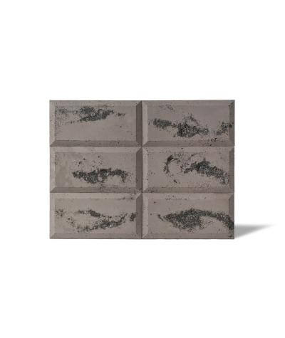 DS Choco 3D (brown) - architectural concrete