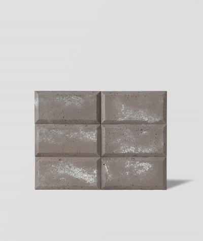 DS Choco (brązowy - srebrne...
