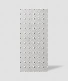 VT - PB55 (B0 biały) KROPKI - Panel dekor 3D beton architektoniczny