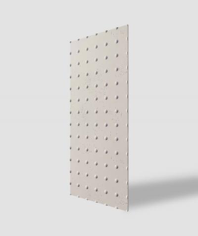 VT - PB55 (KS ivory) DOTS - 3D decorative panel architectural concrete