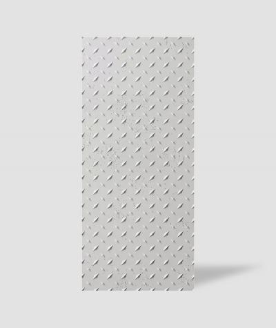 VT - PB54 (B0 white) PLATE - 3D decorative panel architectural concrete