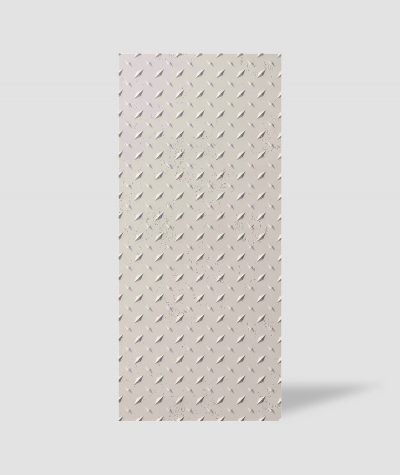 VT - PB54 (KS ivory) PLATE - 3D decorative panel architectural concrete