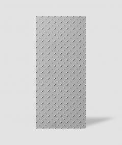 VT - PB54 (S95 light gray - dove) PLATE - 3D decorative panel architectural concrete