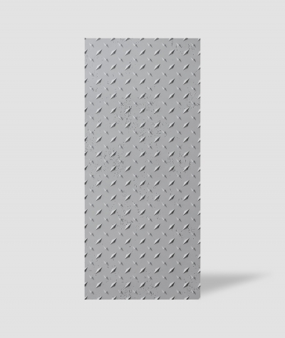 VT - PB54 (S96 dark gray) PLATE - 3D decorative panel architectural concrete