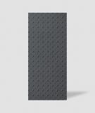 VT - PB54 (B15 czarny) BLACHA - Panel dekor 3D beton architektoniczny