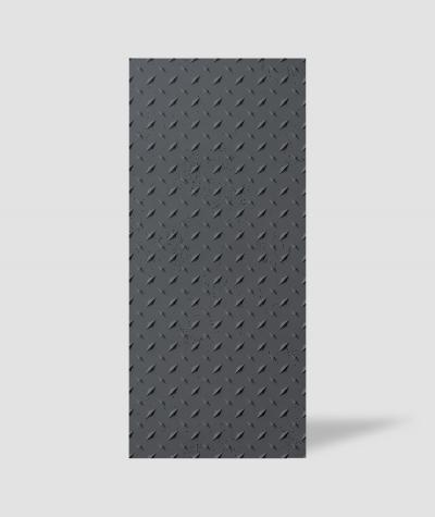 VT - PB54 (B15 black) PLATE - 3D decorative panel architectural concrete