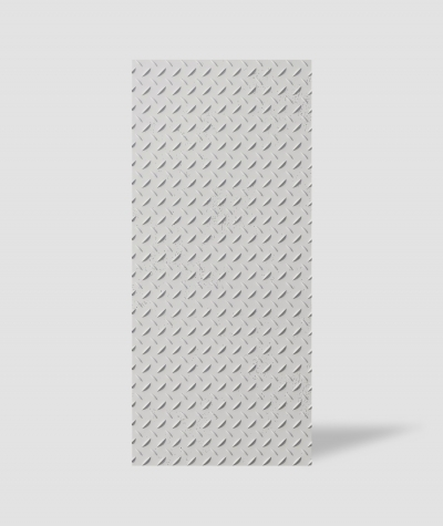 VT - PB53 (B0 white) PLATE - 3D decorative panel architectural concrete