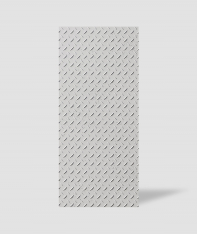 VT - PB53 (B1 gray white) PLATE - 3D decorative panel architectural concrete