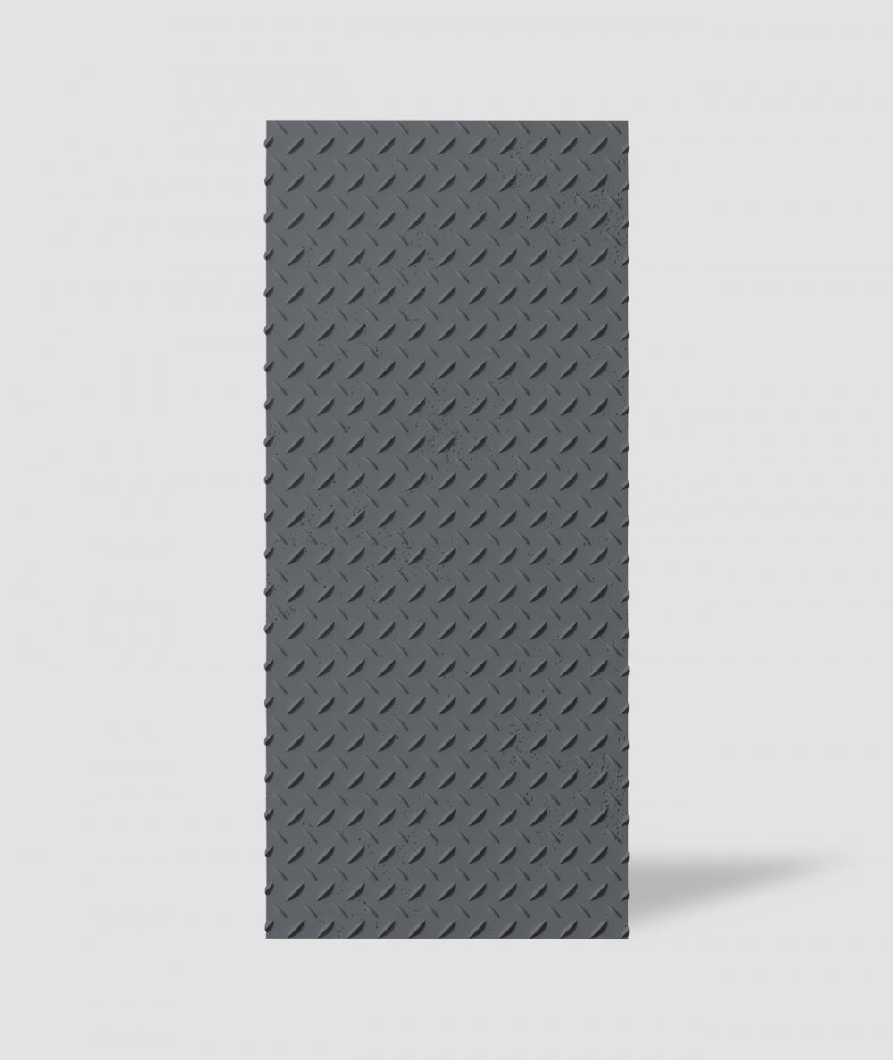 VT - PB53 (B8 antracyt) BLACHA - Panel dekor 3D beton architektoniczny