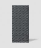 VT - PB53 (B15 czarny) BLACHA - Panel dekor 3D beton architektoniczny