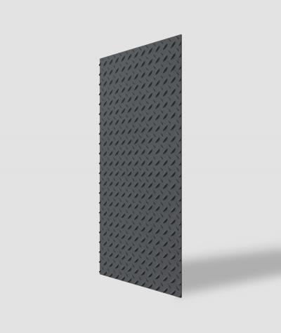 VT - PB53 (B15 black) PLATE - 3D decorative panel architectural concrete