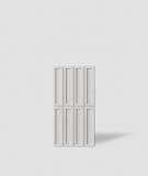 VT - PB51 (B0 biały) CEGIEŁKA - Panel dekor 3D beton architektoniczny