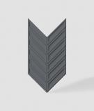 VT - PB50 (B8 antracyt) JODEŁKA - Panel dekor 3D beton architektoniczny