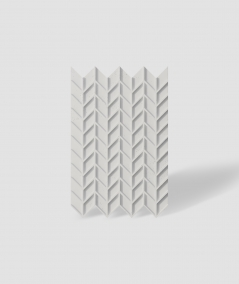 VT - PB49 (B0 biały) JODEŁKA - Panel dekor 3D beton architektoniczny