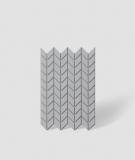 VT - PB48 (S96 ciemny szary) JODEŁKA - Panel dekor 3D beton architektoniczny