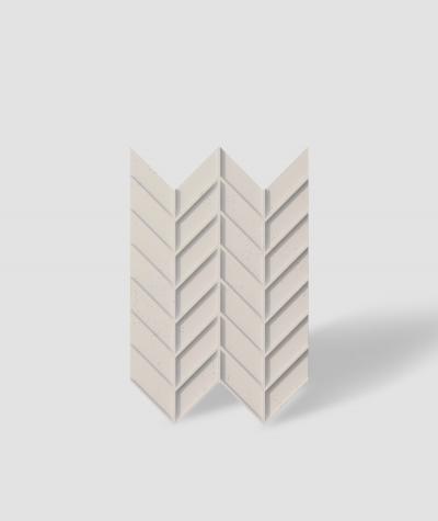 VT - PB47 (KS kość słoniowa) JODEŁKA - Panel dekor 3D beton architektoniczny