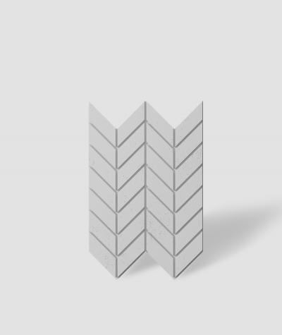 VT - PB46 (S50 jasno szary - mysi) JODEŁKA - Panel dekor 3D beton architektoniczny