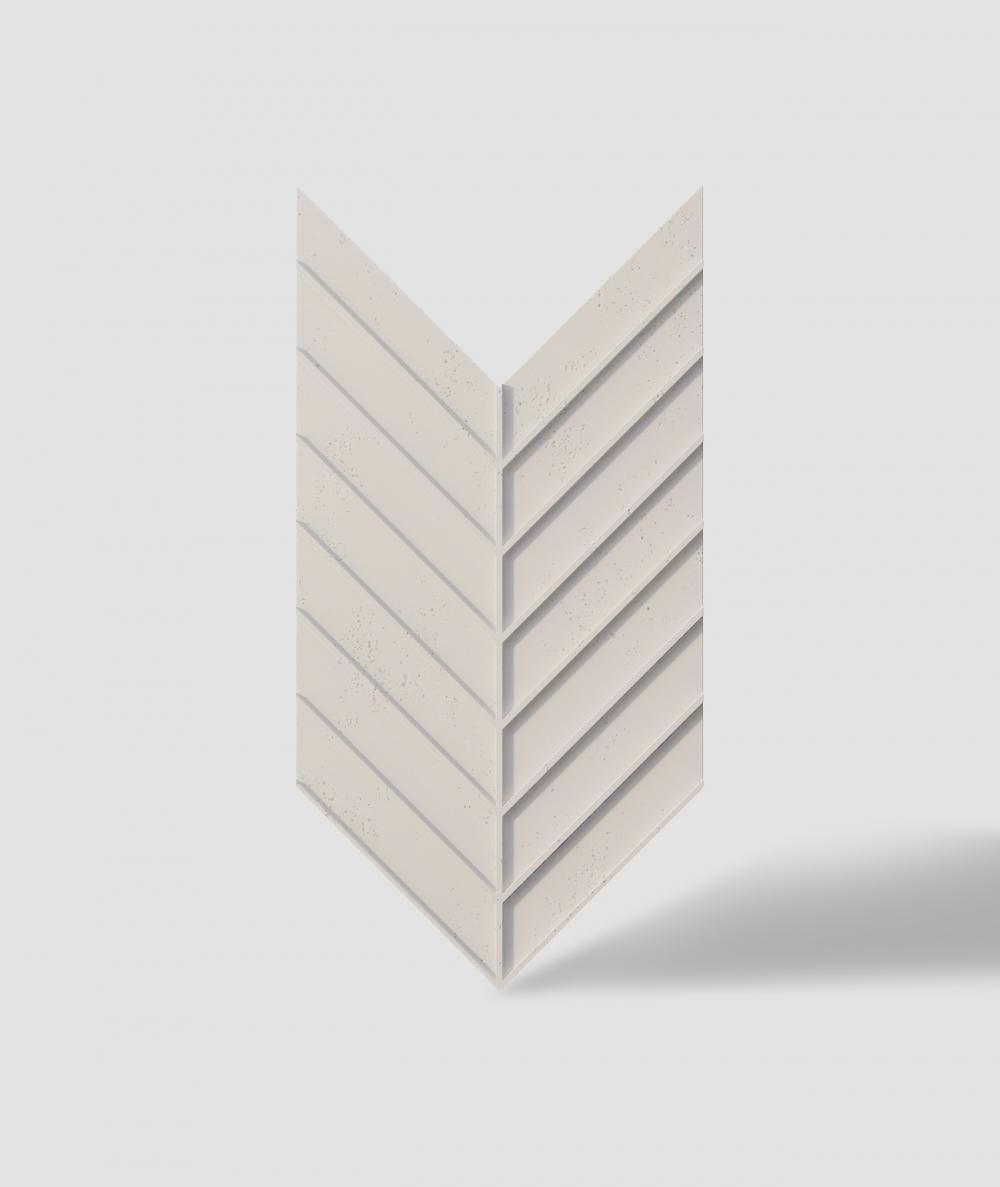 VT - PB45 (KS kość słoniowa) JODEŁKA - Panel dekor 3D beton architektoniczny