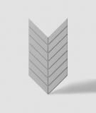 VT - PB44 (S95 jasno szary - gołąbkowy) JODEŁKA - Panel dekor 3D beton architektoniczny