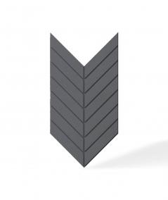 VT - PB44 (B8 antracyt) JODEŁKA - Panel dekor 3D beton architektoniczny