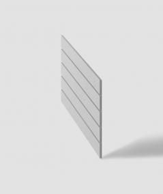 VT - PB43 (S50 jasno szary - mysi) JODEŁKA - Panel dekor 3D beton architektoniczny