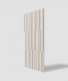 VT - PB42 (KS ivory) LAMEL - 3D decorative panel architectural concrete