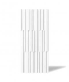 VT - PB42 (BS snow white) LAMEL - 3D decorative panel architectural concrete