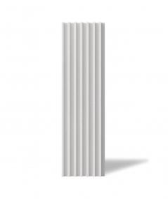VT - PB41 (B1 gray white) LAMEL - 3D architectural concrete panel