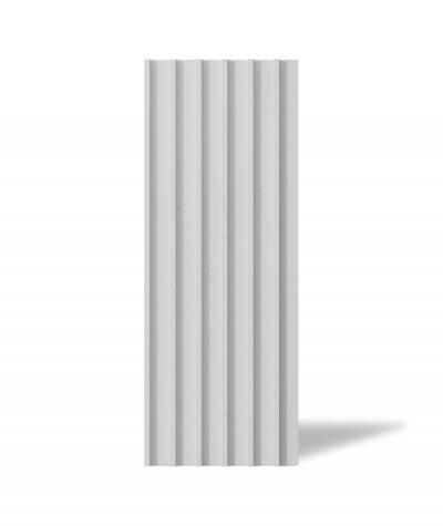 VT - PB40 (B1 gray white) LAMEL - 3D architectural concrete panel