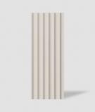 VT - PB40 (KS kość słoniowa) LAMEL - Panel dekor 3D beton architektoniczny
