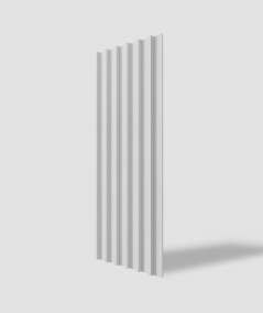VT - PB40 (S50 light gray - mouse) LAMEL - 3D architectural concrete panel