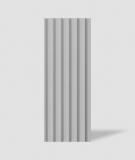 VT - PB40 (S95 jasno szary - gołąbkowy) LAMEL - Panel dekor 3D beton architektoniczny
