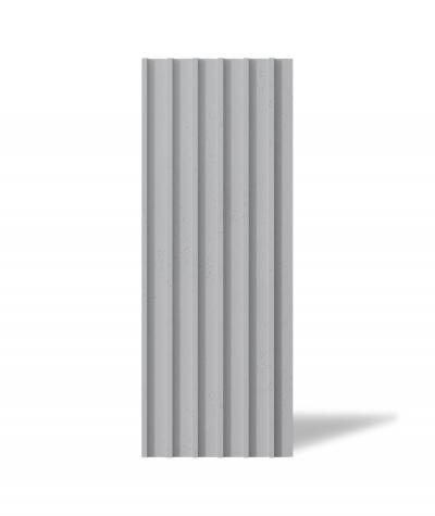 VT - PB40 (S96 ciemny szary) LAMEL - Panel dekor 3D beton architektoniczny
