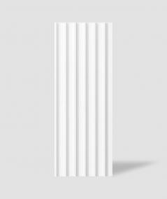 VT - PB40 (BS snow white) LAMEL - 3D architectural concrete panel