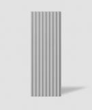 VT - PB39 (S95 jasno szary - gołąbkowy) LAMEL - Panel dekor 3D beton architektoniczny