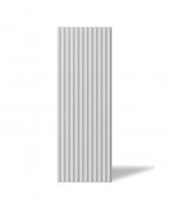 VT - PB38 (B0 white) LAMEL - 3D architectural concrete panel