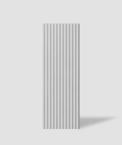 VT - PB38 (S50 jasno szary - mysi) LAMEL - Panel dekor 3D beton architektoniczny