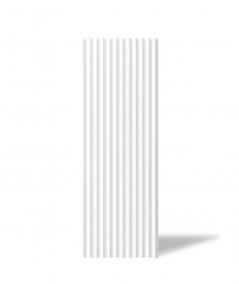 VT - PB38 (BS śnieżno biały) LAMEL - Panel dekor 3D beton architektoniczny