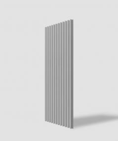 VT - PB38 (S51 dark gray - mouse) LAMEL - 3D architectural concrete panel