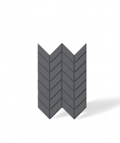 VT - PB46 (B8 antracyt) JODEŁKA - Panel dekor 3D beton architektoniczny