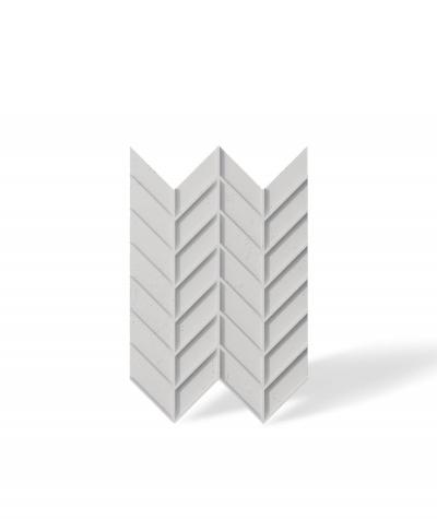 VT - PB47 (B0 biały) JODEŁKA - Panel dekor 3D beton architektoniczny