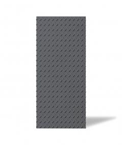 VT - PB53 (B8 anthracite) PLATE - 3D decorative panel architectural concrete