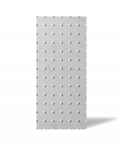 VT - PB55 (B1 gray white) DOTS - 3D decorative panel architectural concrete