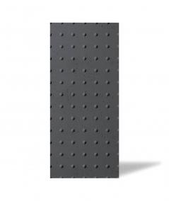 VT - PB55 (B15 black) DOTS - 3D decorative panel architectural concrete