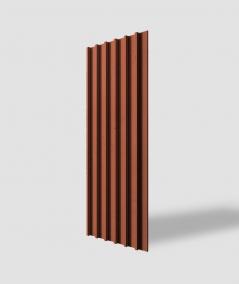 VT - PB40 (C4 brick) LAMEL - 3D architectural concrete panel