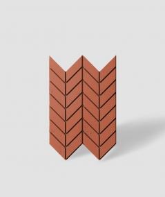 VT - PB46 (C4 brick) HERRINGBONE - 3D decorative panel architectural concrete