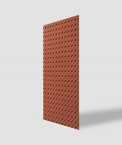 VT - PB53 (C4 brick) PLATE - 3D decorative panel architectural concrete