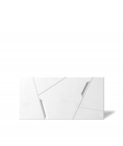VT - PB18 (BS snow white) SPACE - 3D architectural concrete decor panel