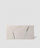 VT - PB18 (KS kość słoniowa) SPACE - panel dekor 3D beton architektoniczny
