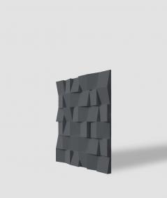 VT - PB15 (B15 black) COCO - 3D architectural concrete decor panel